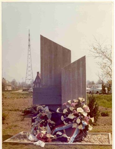 Monument in 1970